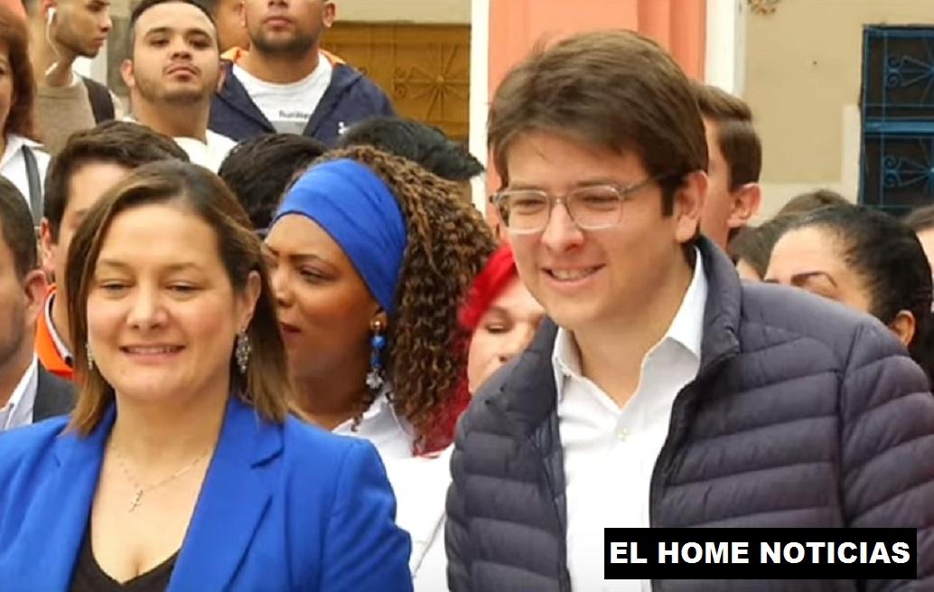 Ángela Garzón y Miguel Uribe, se unen.
