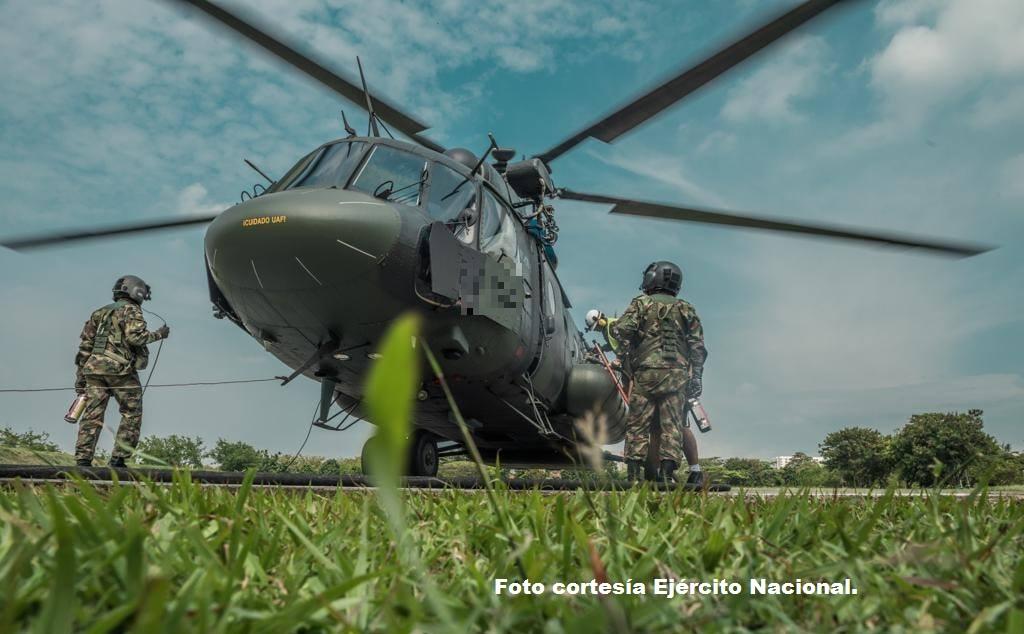 Aviación del Ejército.