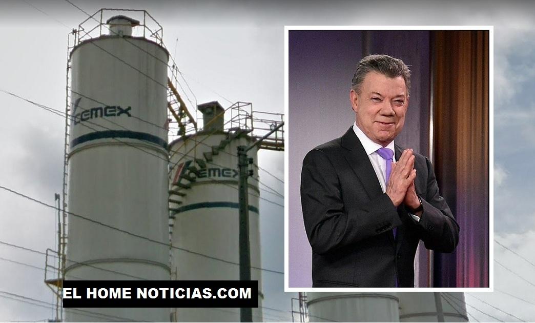 El cuestionado expresidente Juan Manuel Santos está en el ojo del huracán por dineros no solo de Odebrecht sino de la cementera Cemex. La investigación inició en los Estados Unidos.