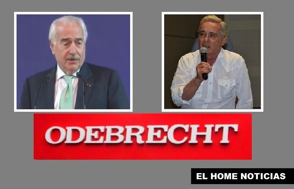 Juan Manuel Santos y Odebrecht.