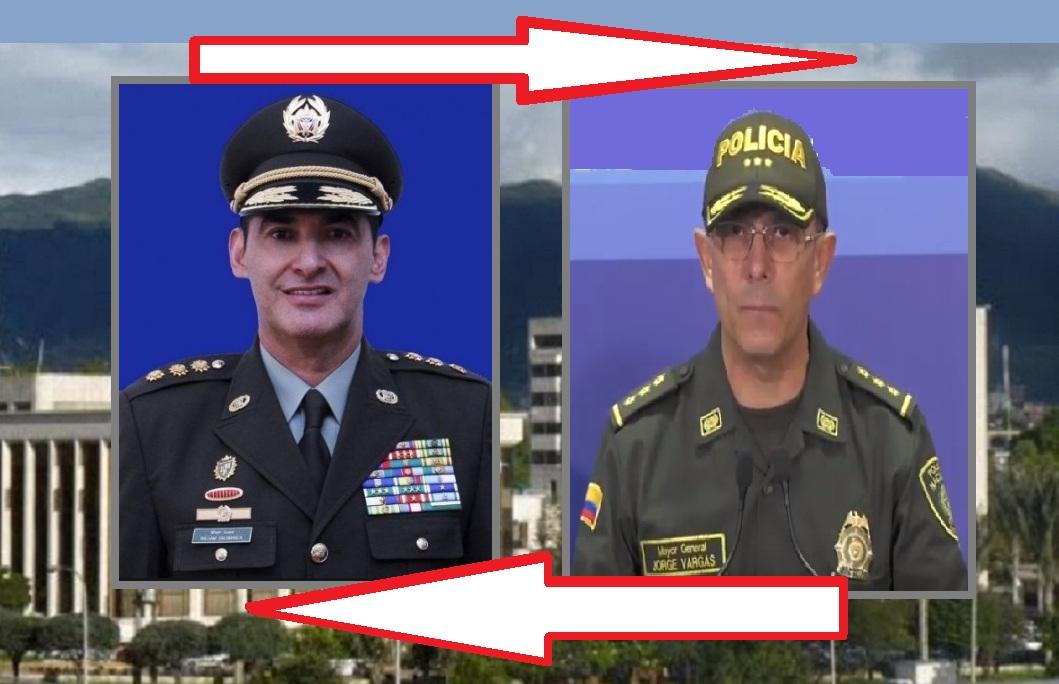 William René Salamanca y Jorge Luis Vargas Valencia.l