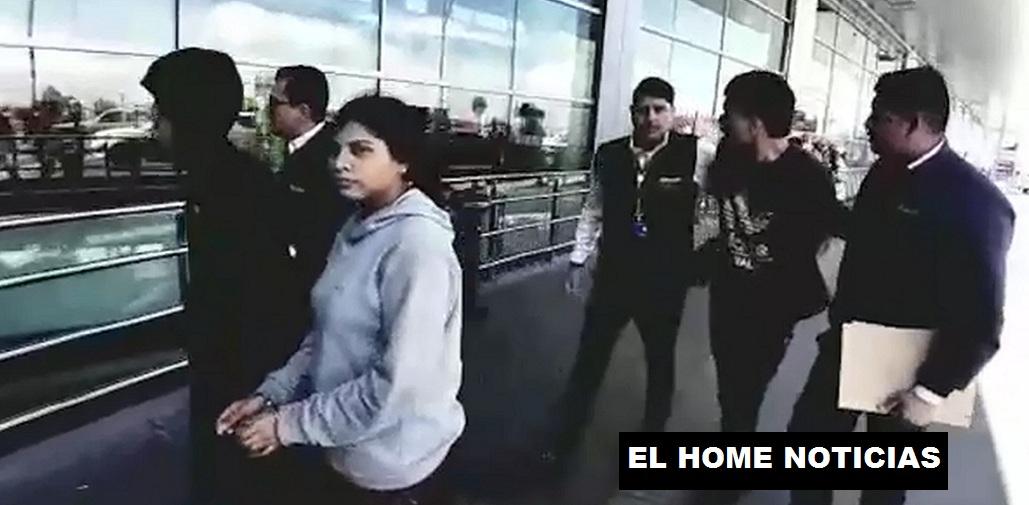Venezolanos expulsados de Colombia.