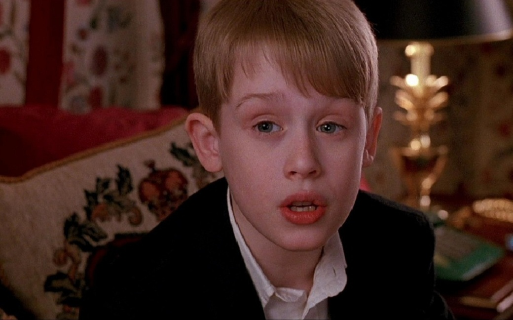 Macaulay Culkin, mi pobre angelito.