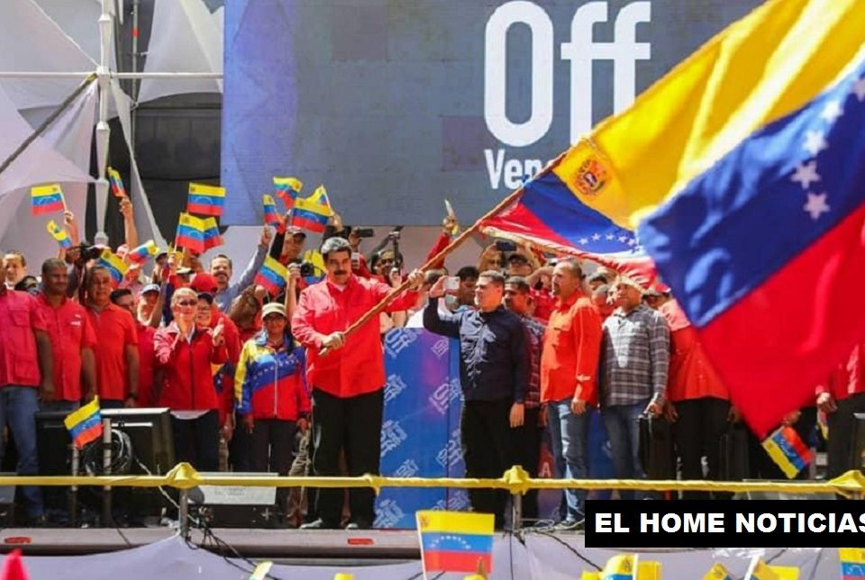 Régimen de Nicolás Maduro.