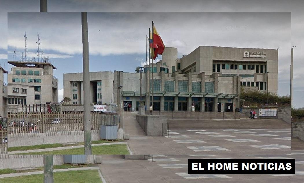 Búnker de la Fiscalía General de la Nación en Bogotá.