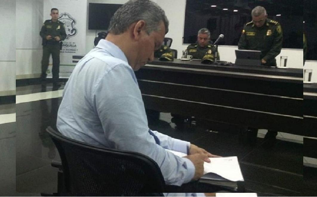 Daniel Santos Carrillo candidato a la Asamblea del Atlántico.