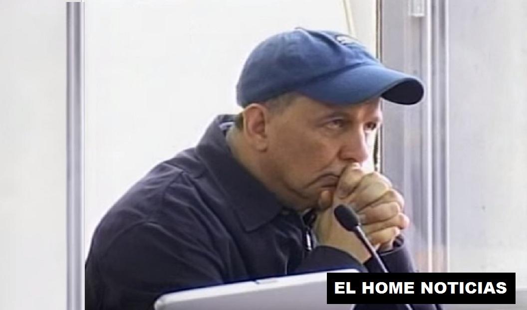 Alias Ernesto Báez.