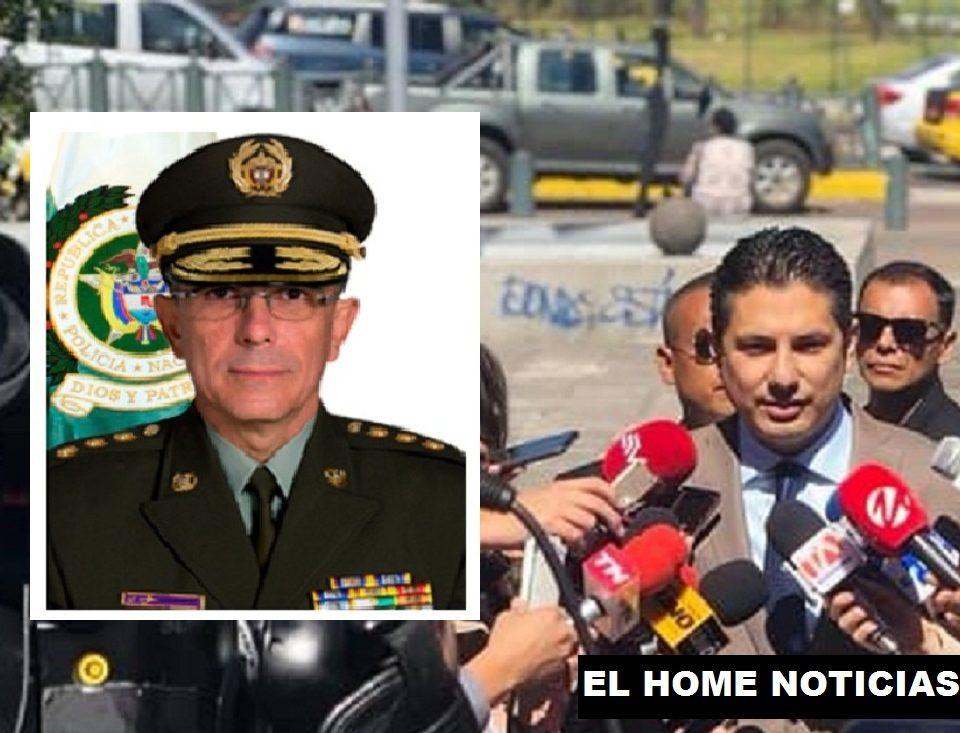 Jorge Luis Vargas Valencia, acusado por Fernando Balda.