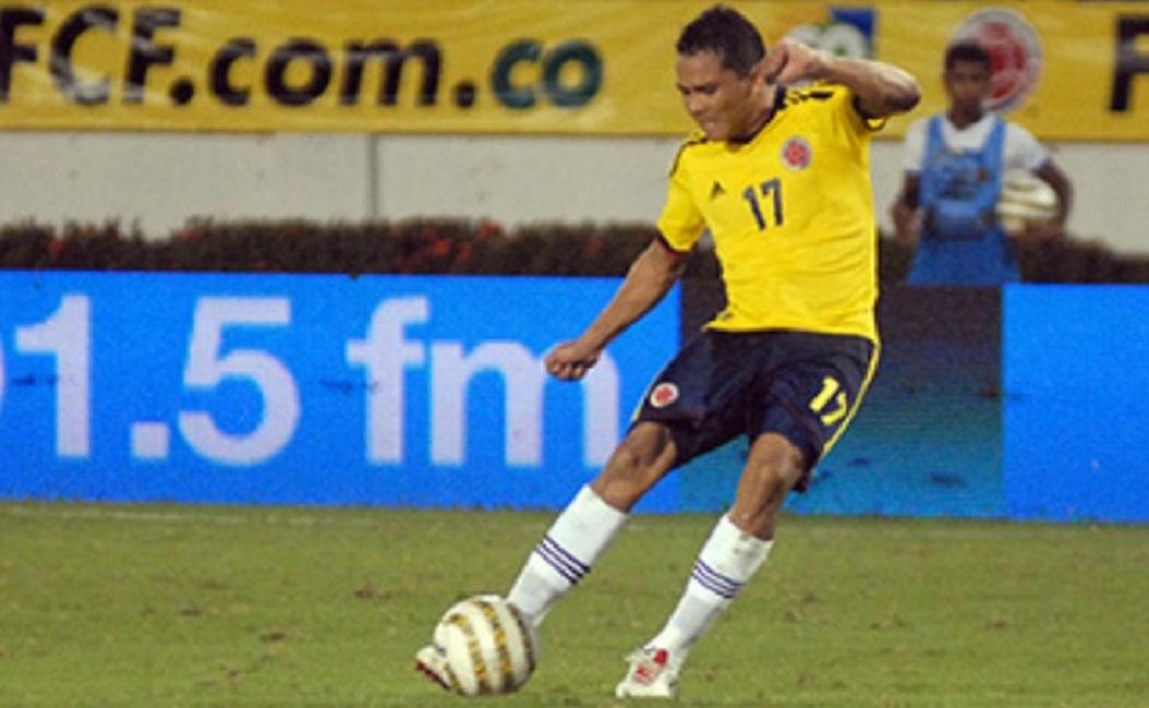 Carlos Bacca.
