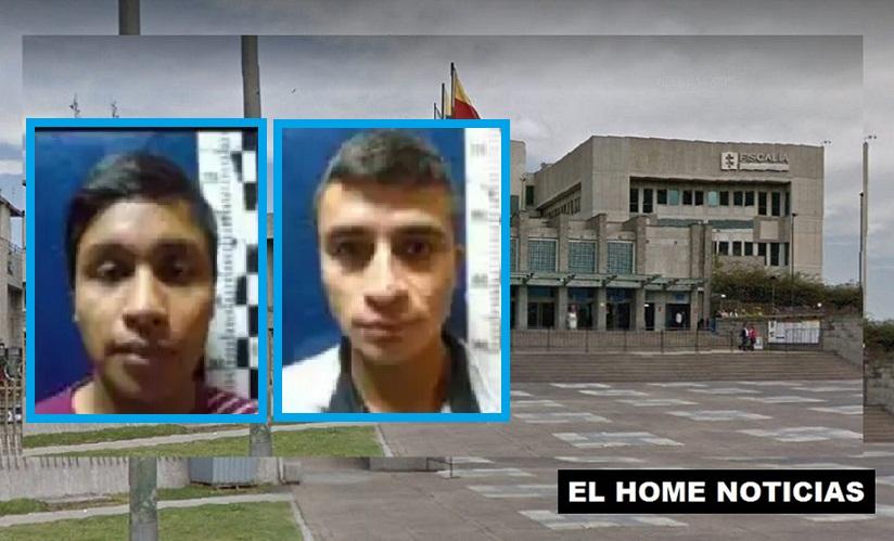 Ante el Juzgado 8° Penal Municipal, con funciones de control de garantías de Ibagué (Tolima) la Fiscalía judicializó a Víctor Julio Julicué y Jhon Mario Yossa Tique.