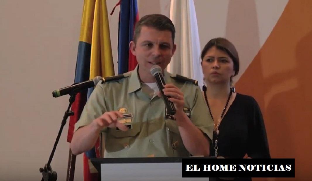 General Juan Carlos Buitrago Arias, exdirector de la Policía Fiscal y Aduanera.