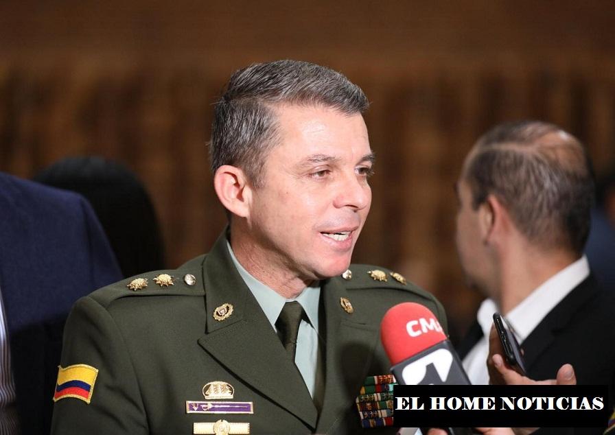 General Juan Carlos Buitrago Arias.