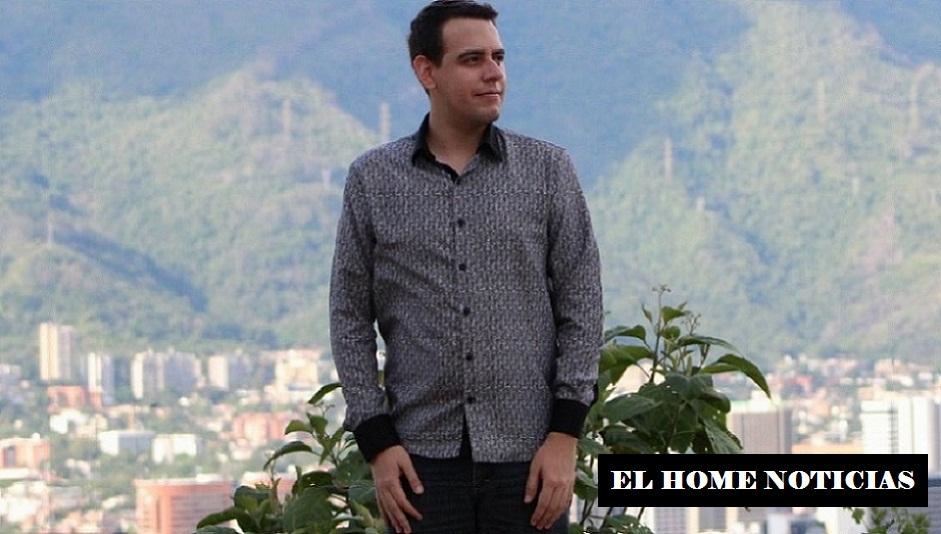 Darvinson Rojas, periodista secuestrado por el régimen de Maduro.
