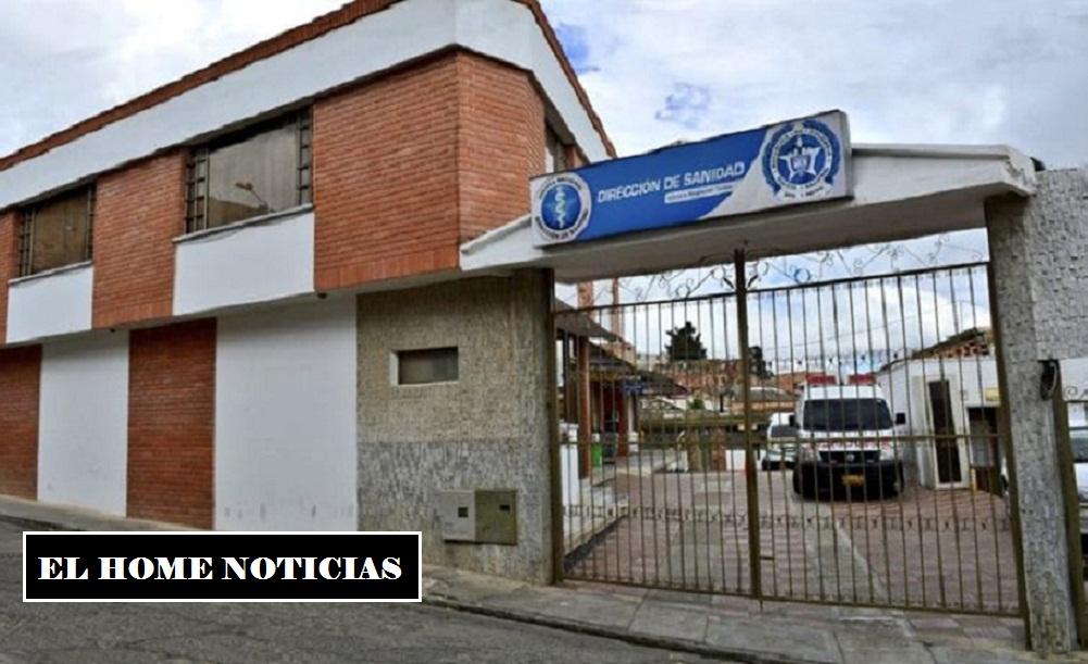 Clinica de la Policía de Tunja.1