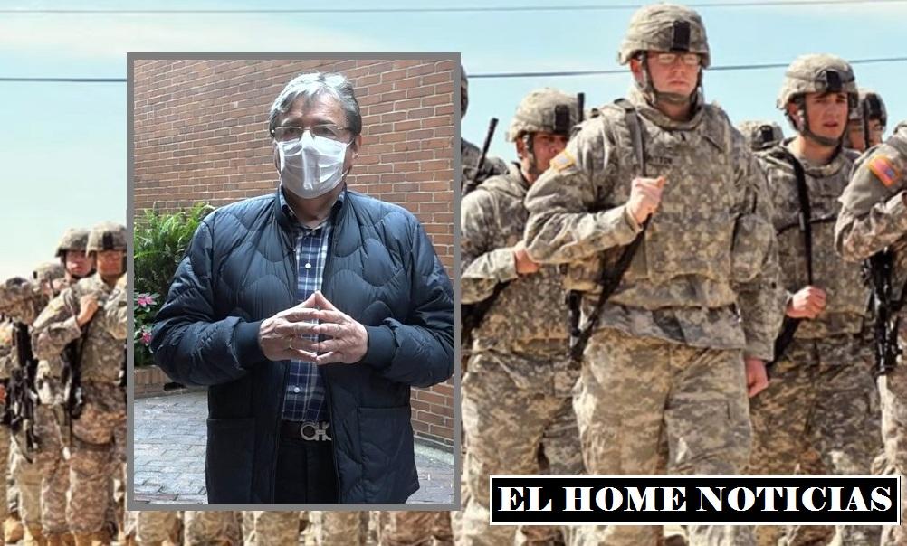 Comando sur de los Estados Unidos.
