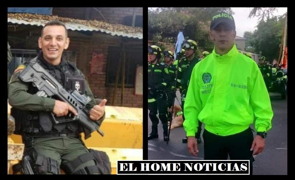 Mueren dos policías en Norte de Santander.
