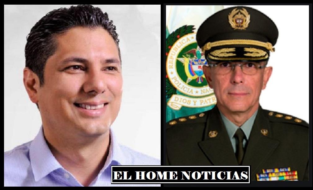 Fernando Balda y Jorge Luis Vargas Valencia.