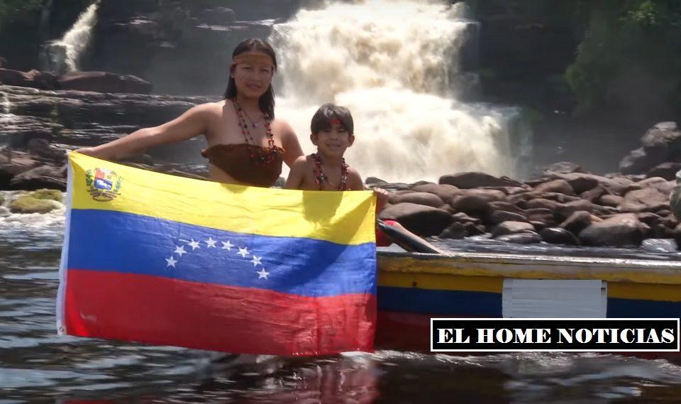 Indigenas de Venezuela.