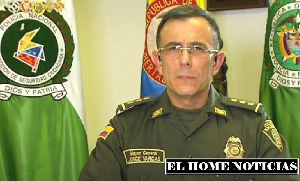 Jorge Luis Vargas.