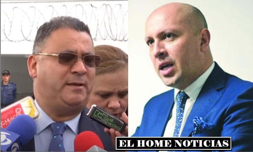Ricardo Burgos y César Augusto Ceballos.