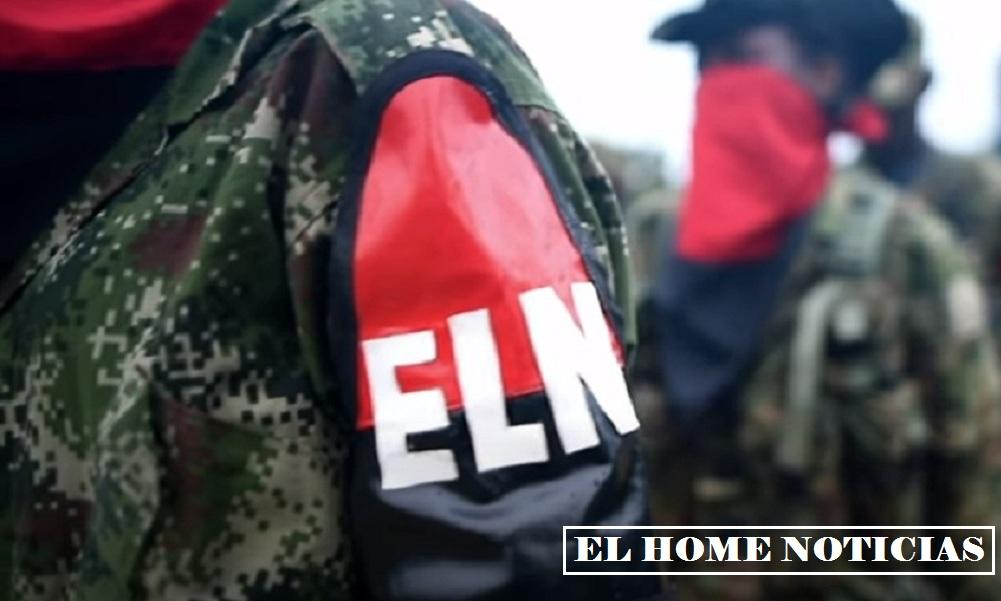 El Eln en Seboruco, Venezuela
