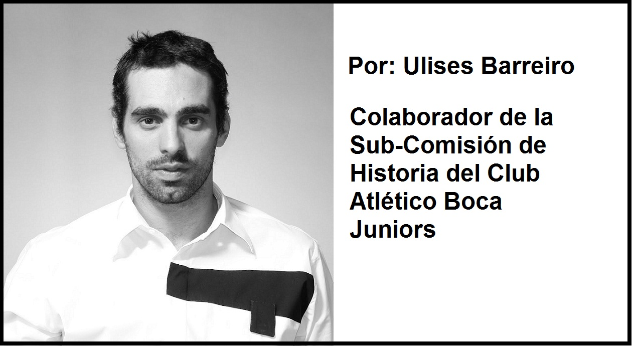 Ulises Barreiro.