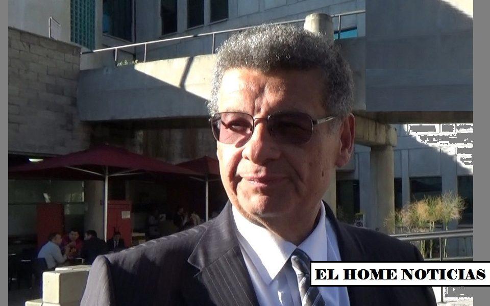 Jaime Granados, abogado.