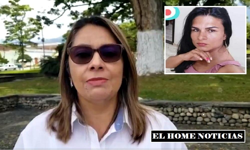 Carmen Torres, seguridad ciudadana de la Fiscalía.
