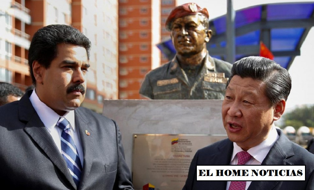Maduro y Xi_Jinping PrimerInforme.