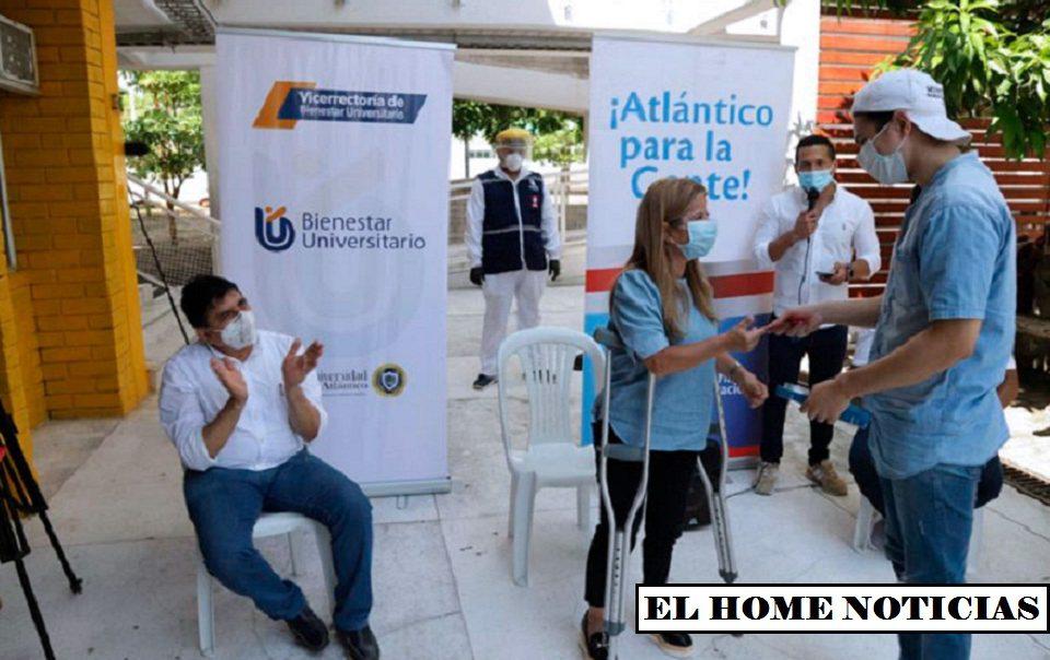 Atlantico Estudiantes UA.