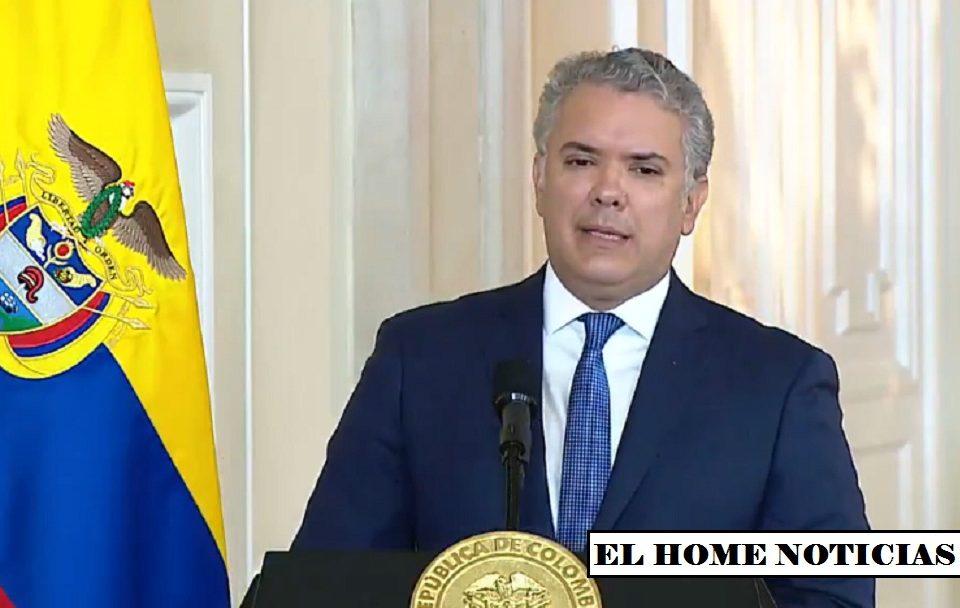 Ivan Duque.