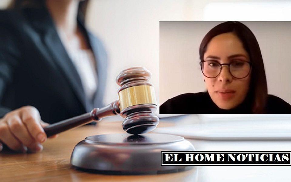 Juez 30 de Control de Garantías, Clara Ximena Salcedo