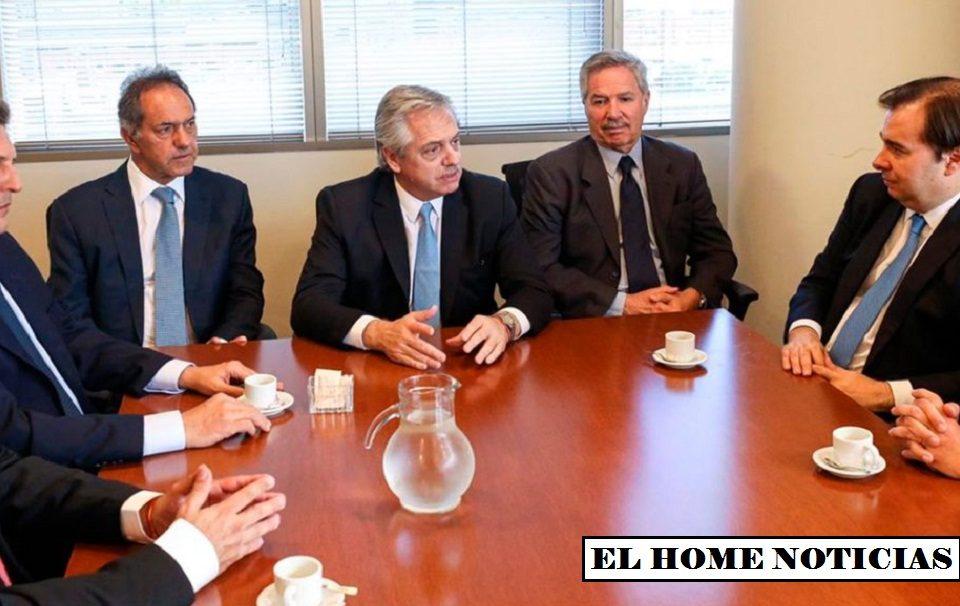 Presidente Fernandez de Argentina