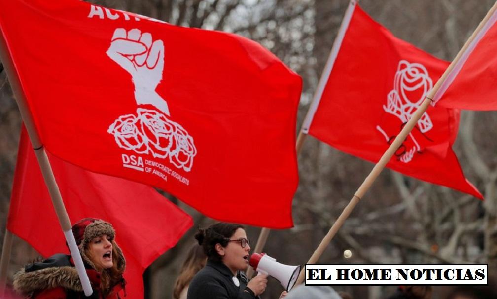 SOCIALISTAS EEUU PRIMERINFORME