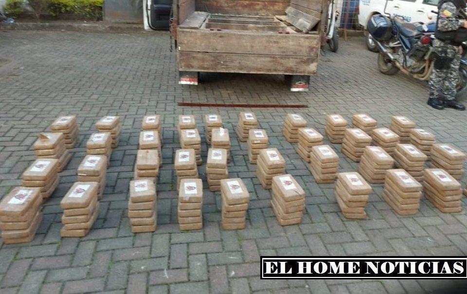 Cocaina Ecuador