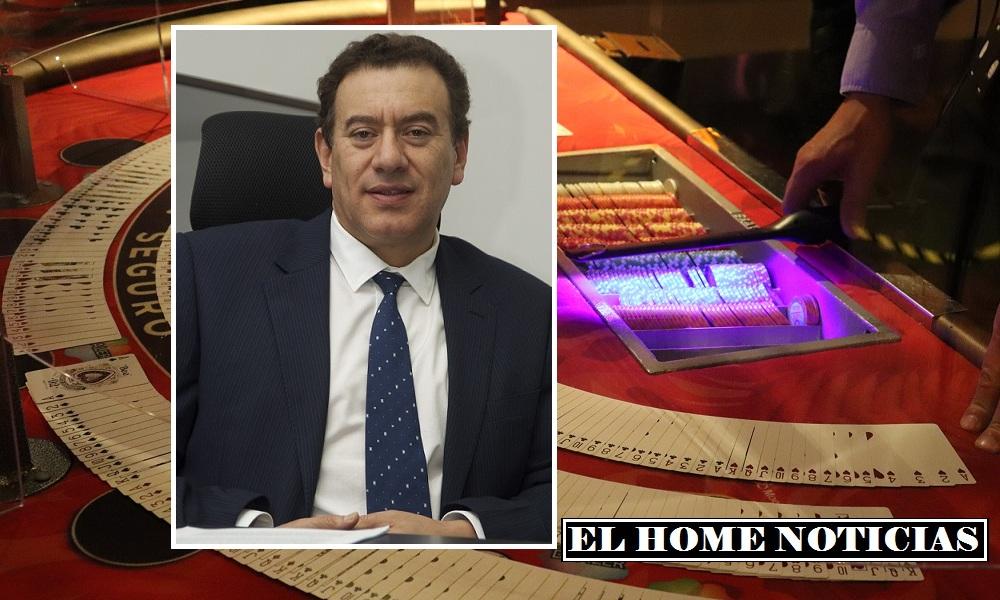 Rodrigo Vélez Jara, expresidente de Coljuegos