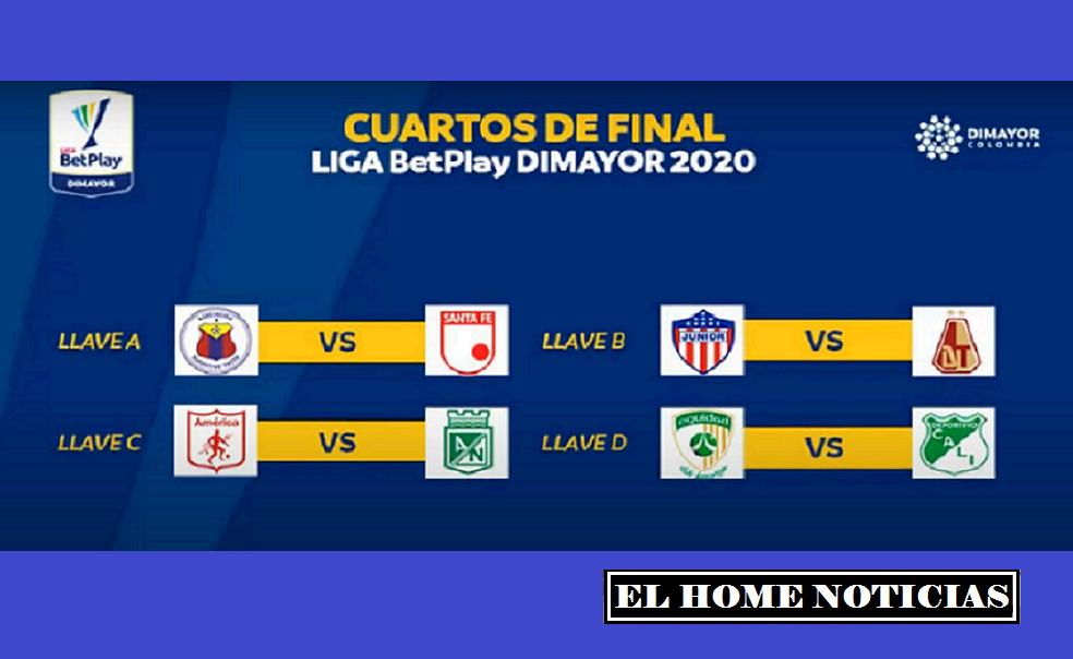 Desde hoy empieza la fase decisiva del futbol profesional colombiano, que había estado aplazado por la pandemia