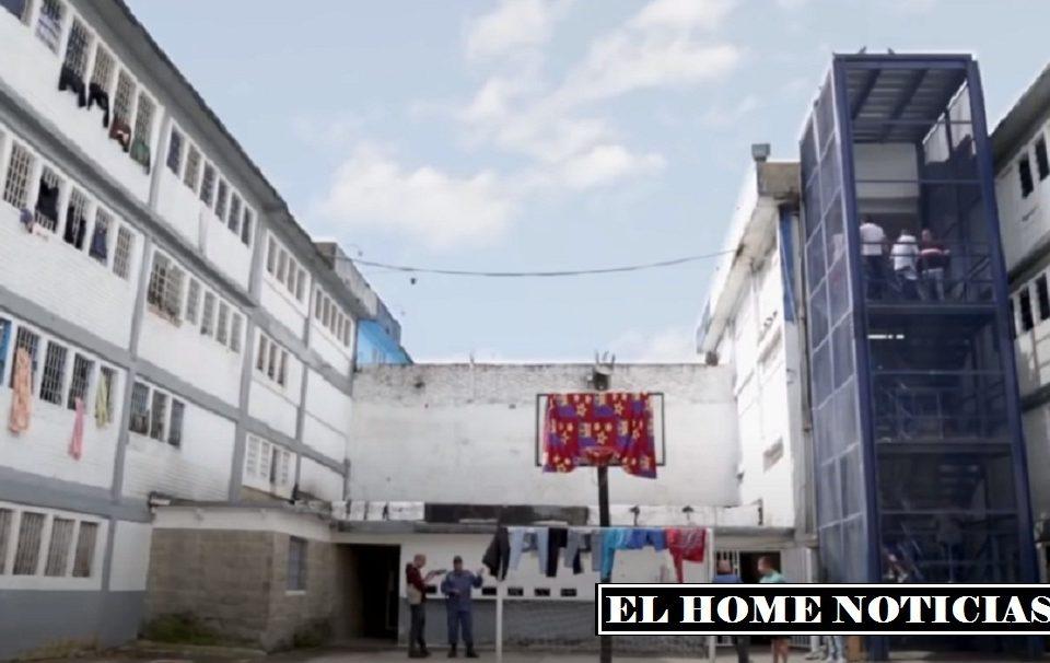 La Modelo de Bogotá.