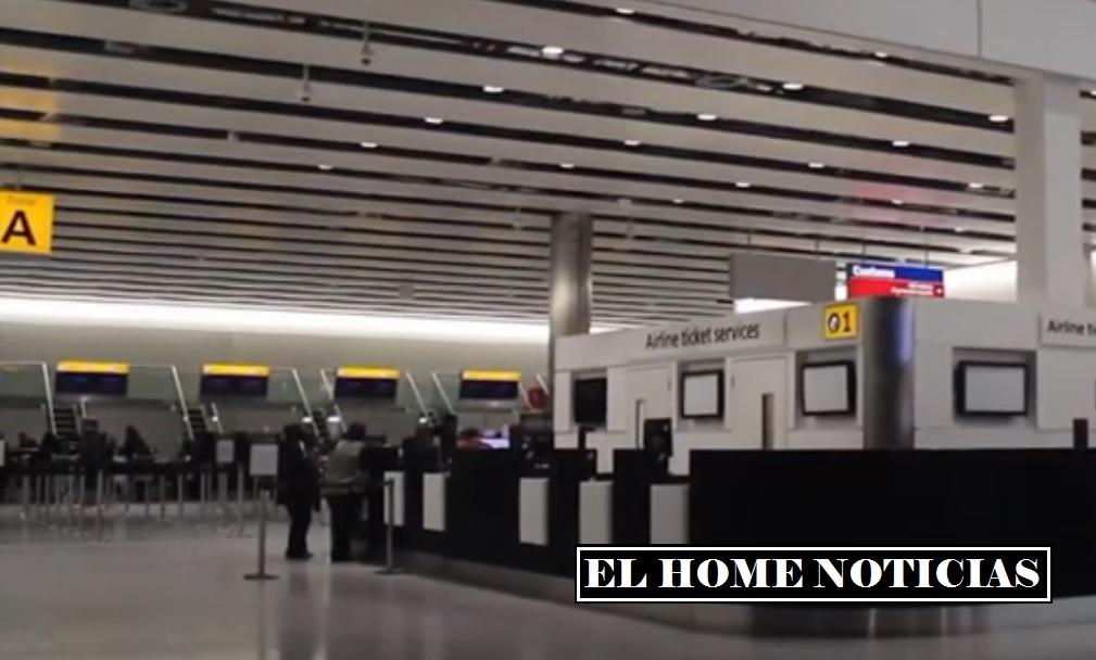 Aeropuerto Internacional de Londres, el Heathrow