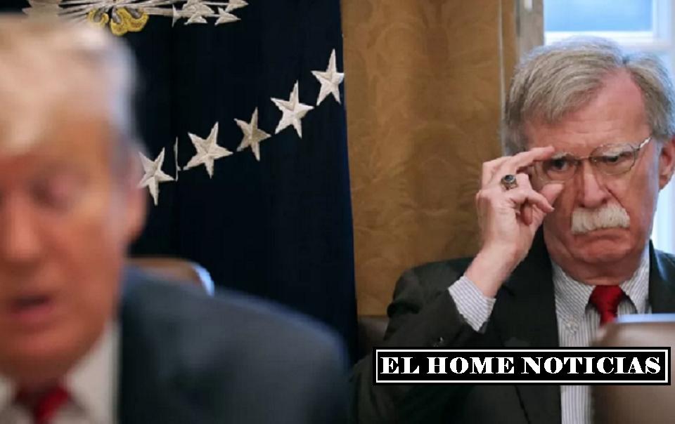 Bolton , Trump