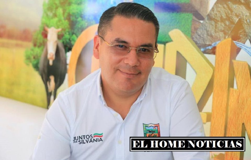 Jorge Enrique Sabogal Lara, exalcalde de Silvania, Cundinamarca.