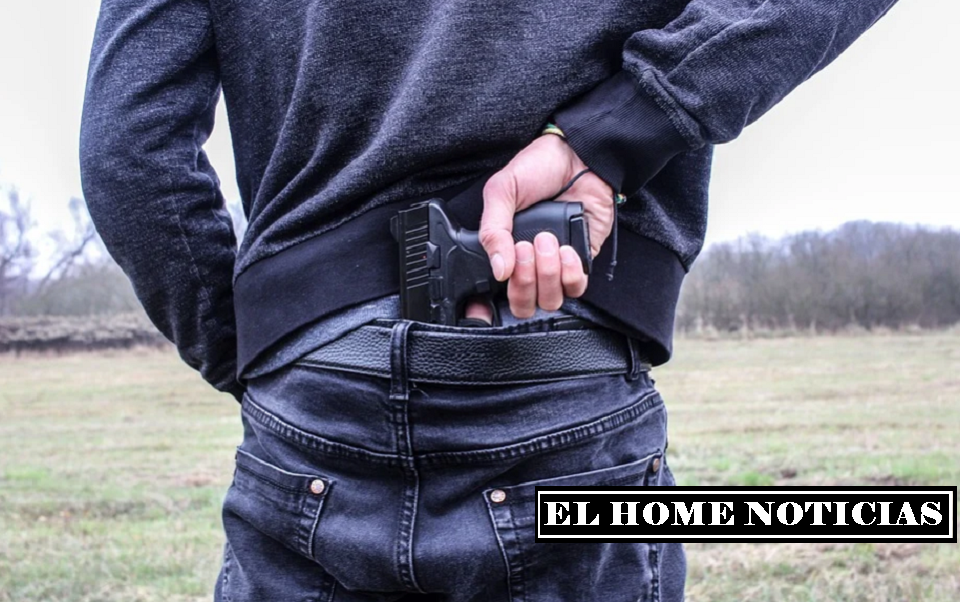 Ladron, pistola, sicario, amenaza