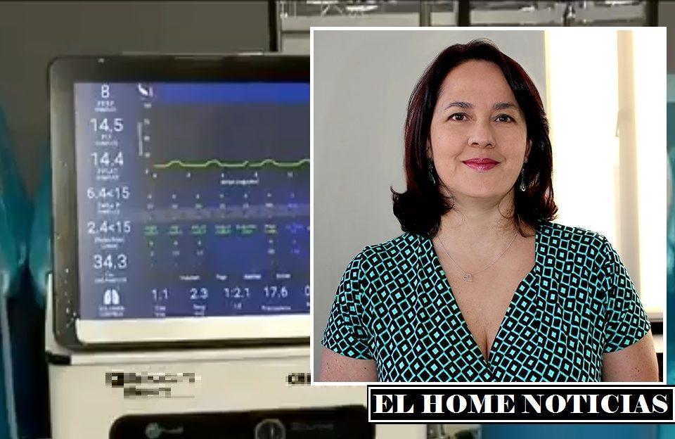 Lucía Ayala Rodríguez del invima.