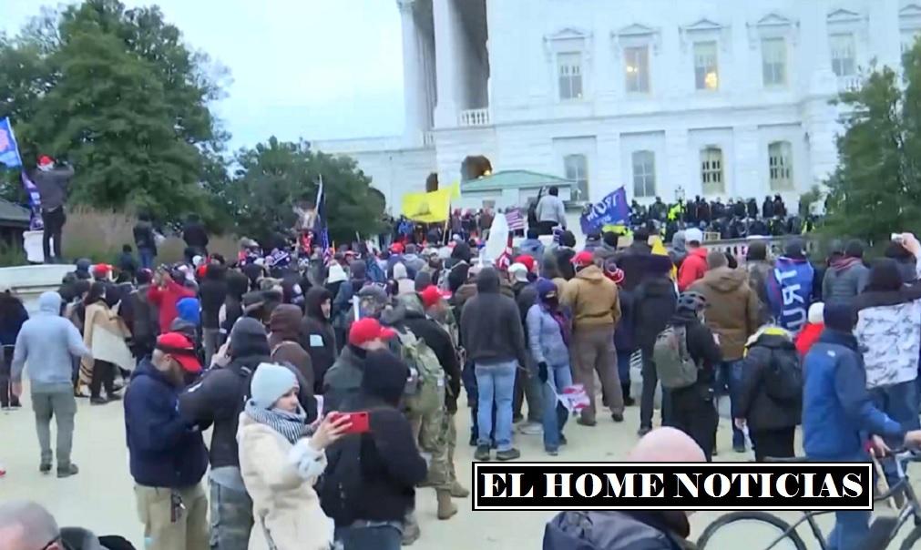 Manifestaciones en EE.UU.