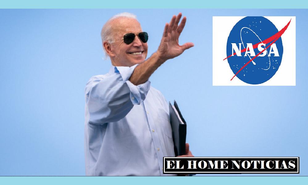El jefe interino de la NASA informó que recibió la llamada del mandatario norteamericano para felicitarlo, asegurando que muy pronto los saludará personalmente por la valiosa hazaña.