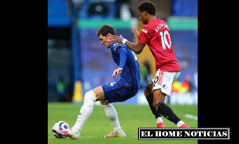 Después de 26 partidos, Chelsea tiene 44 puntos y está en el quinto lugar. El Manchester United tiene seis puntos más y está se mantiene en la segunda posición.