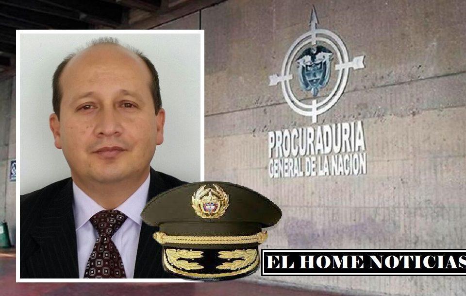 Alejandro Garzón, procuraduría.