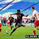El Bayern tuvo un gran contragolpé que al final desperdiciaría Choupo Moting, con un remate desviado