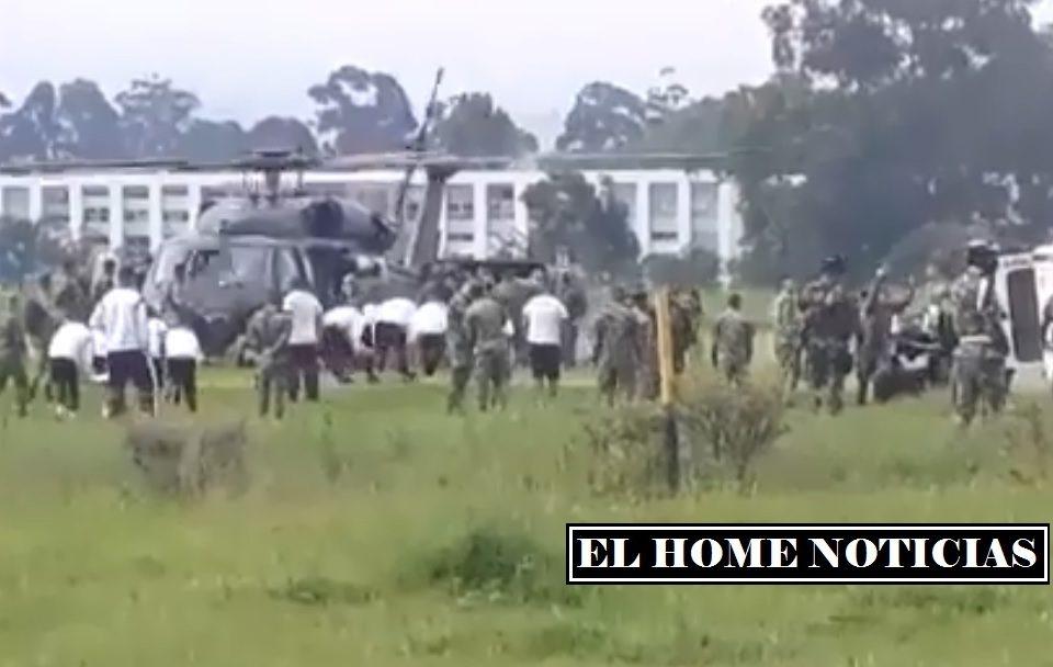 Combates con las FARC