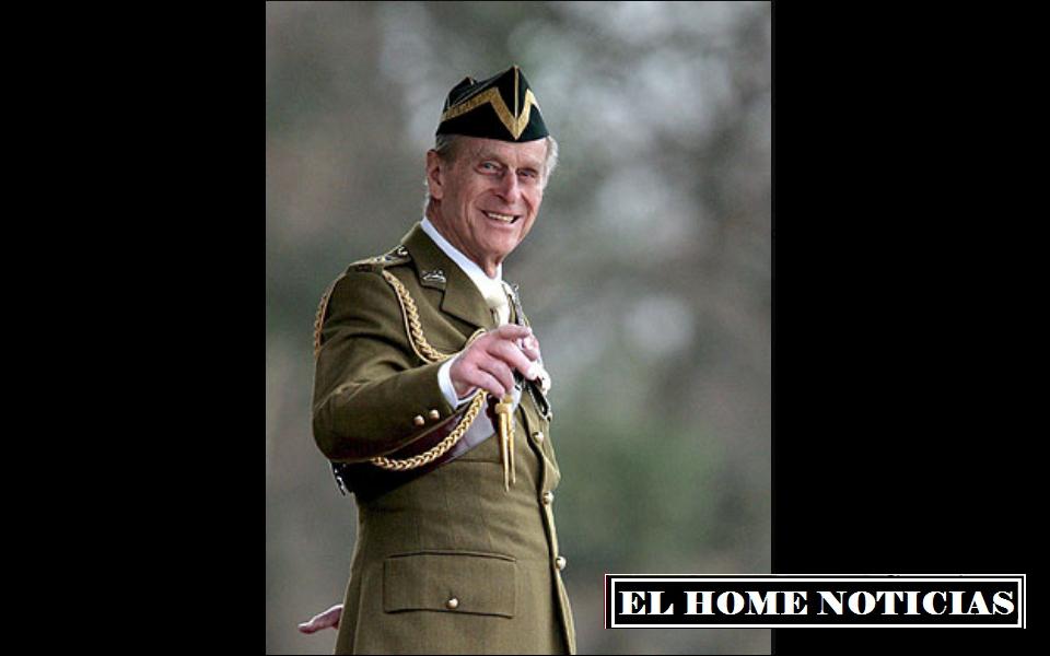 El príncipe, que cumplía 100 años el 10 de junio, acababa de salir del hospital, donde se sometió a una cirugía de corazón